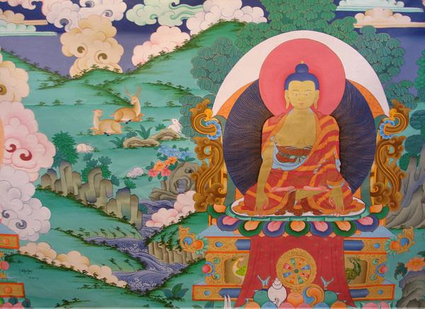 Príncipe Siddharta: mitología y Buda  (4/6)