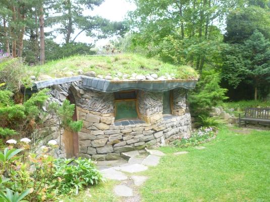 Santuario de la Naturaleza. Findhorn.Fotografía de Yolanda Jiménez.