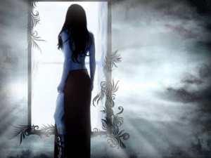 espejo mujer